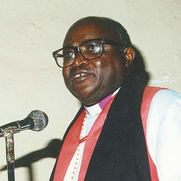 Rt Rev Dr David Mukuba Gitari